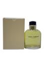 Dolce & Gabbana by Dolce & Gabbana for Men - 4.2 oz EDT Spray (Tester)