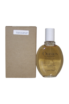 Calvin Klein Obsession  men 4oz EDT Spray (Tester)