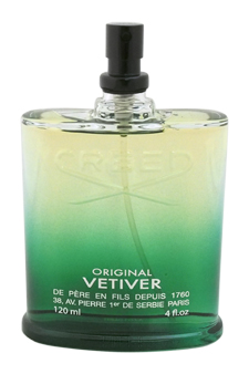 Creed Original Vetiver  men 4oz Spray (Tester)