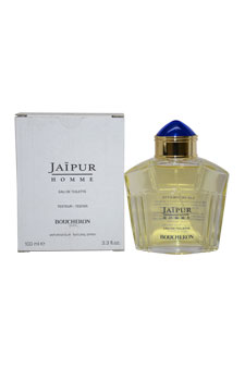 Boucheron Jaipur Homme 3.3oz EDT Spray (Tester)