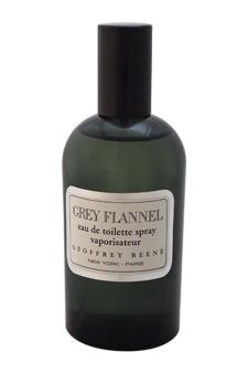 Grey Flannel by Geoffrey Beene for Men - 4 oz EDT Spray (tester )