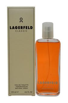 Lagerfeld by Karl Lagerfeld for Men - 4.2 oz EDT Spray (Tester)