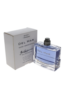 Hugo Boss Baldessarini Del Mar  men 3oz EDT Spray (Tester)