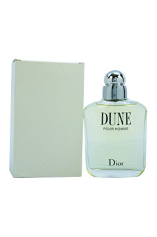 Christian Dior Dune  men 3.4oz EDT Spray (Tester)