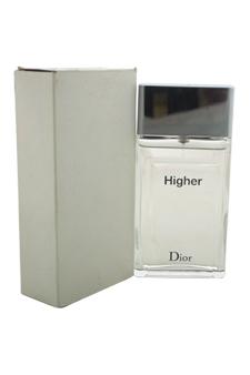 Christian Dior Higher  men 3.4oz EDT Spray (Tester)