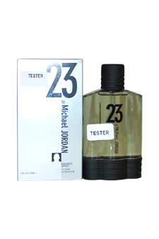 Michael Jordan 23 by Michael Jordan for Men - 3.4 oz Cologne Spray (Tester)