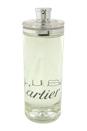 Eau de Cartier by Cartier for Unisex - 6.75 oz EDT Spray (Tester)