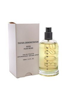 Boss No. 6 by Hugo Boss for Men - 3.3 oz EDT Spray (Tester)