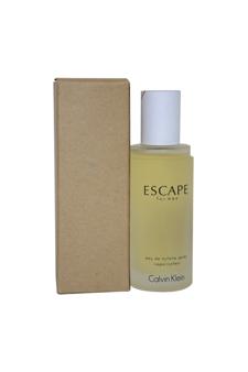 Calvin Klein Escape  men 3.4oz EDT Spray (Tester)