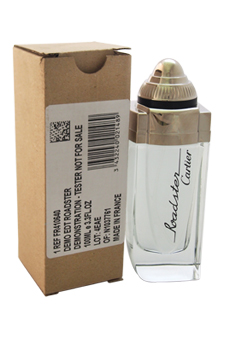 Cartier Roadster  men 3.3oz EDT Spray (Tester)