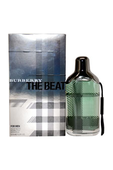 Burberry The Beat  men 3.4oz EDT Spray (Tester)