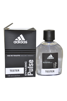 Adidas Dynamic Pulse  men 3.4oz EDT Spray (Tester)