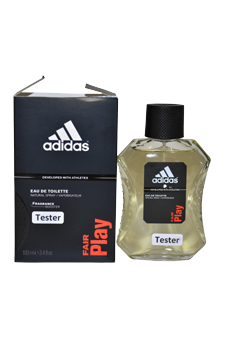 Adidas Fair Play  men 3.4oz EDT Spray (Tester)