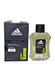 Adidas Pure Game  men 3.4oz EDT Spray (Tester)