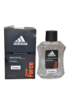 Adidas Team Force  men 3.4oz EDT Spray (Tester)