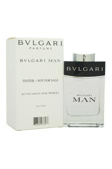 Bvlgari Man  men 3.4oz EDT Spray (Tester)
