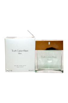 Calvin Klein Truth  men 3.4oz EDT Spray (Tester)