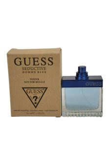 Guess Seductive Homme Blue by Guess for Men - 1.7 oz EDT Spr