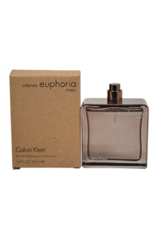 Calvin Klein Euphoria Intense  men 3.4oz EDT Spray (Tester)