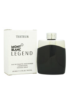 Mont Blanc Legend by Montblanc for Men - 3.3 oz EDT Spray