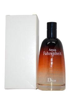 Christian Dior Aqua Fahrenheit  men 4.2oz EDT Spray (Tester)