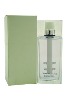 Christian Dior Dior Homme 4.2oz EDT Spray (Tester)