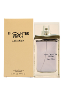 Calvin Klein Encounter Fresh  men 3.4oz EDT Spray (Tester)