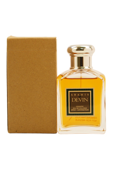 Aramis Devin  men 3.4oz EDC Spray (Tester)