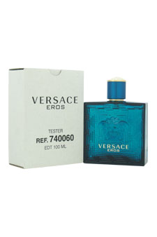 Versace Eros  men 3.4oz EDT Spray (Tester)