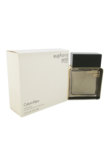 Calvin Klein Euphoria Gold  men 3.4oz EDT Spray (Tester)