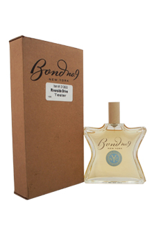 Bond No. 9 Riverside Drive  men 3.4oz EDP Spray (Tester)