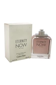 Calvin Klein Eternity Now  men 3.4oz EDT Spray (Tester)