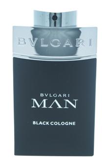 Bvlgari Man Black Cologne  men 3.4oz Cologne EDT Spray (Tester)
