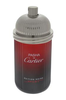Pasha De Cartier Edition Noire Sport  men 3.3oz EDT Spray (Tester)