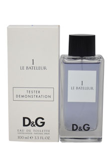 D&G Le Bateleur 1 by Dolce & Gabbana for Unisex - 3.3 oz EDT Spray (Tester)