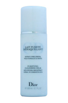 Christian Dior Purifying Cleansing Milk (Normal / Combination Skin) 6.7oz (Tester)