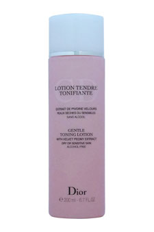 Christian Dior Gentle Toning Lotion 6.7oz (Tester)