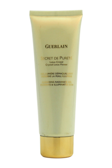 Secret De Purete Cleansing Radiance Gel by Guerlain for Unisex - 4.2 oz Gel (Tester)