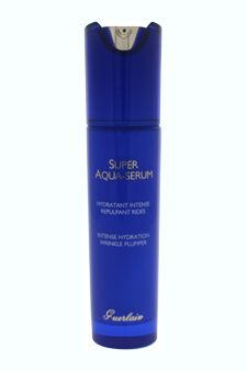 Super Aqua Intense Hydration Wrinkle Plumper by Guerlain for Unisex - 1.6 oz Serum (Tester)