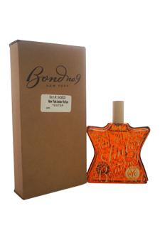 New York Amber by Bond No. 9 for Unisex - 3.3 oz EDP Spray (Tester)