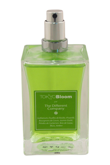 Tokyo Bloom by The Different Company for Unisex - 3 oz EDT Spray (Tester)