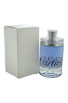 Eau de Cartier Vetiver Bleu 3.3oz EDT Spray (Tester)