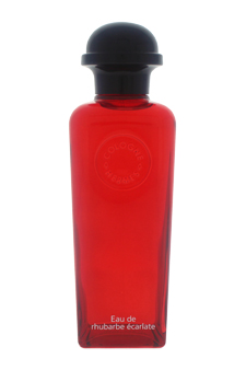 Eau De Rhubarbe by Hermes for Unisex - 3.3 oz EDC Spray (Tester)