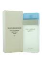 Light Blue by Dolce & Gabbana for Women - 3.4 oz EDT Spray (Tester)