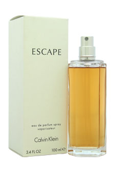 Calvin Klein Escape women 3.4oz EDP Spray (Tester)