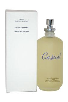 Casual by Paul Sebastian for Women - 4 oz Fine Parfum Spray (tester )