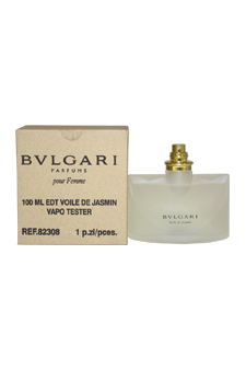 Bvlgari Voile De Jasmin women 3.4oz EDT Spray (Tester)
