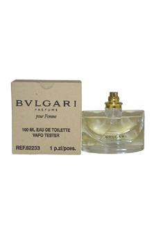 Bvlgari women 3.4oz EDT Spray (Tester)