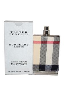 Burberry London women 3.3oz EDP Spray (Tester)