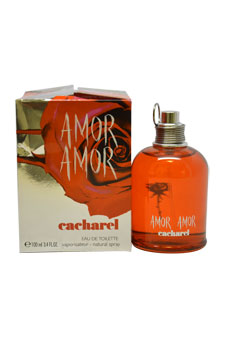 Cacharel Amor Amor women 3.4oz EDT Spray (Tester)